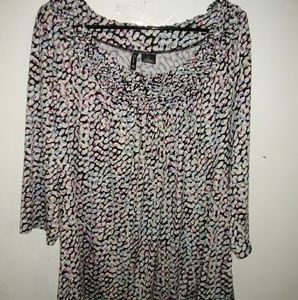 Plus size New Directions top.